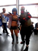 Shinobi- NYCC 2014 by BloodKaika