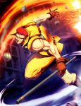 Street Fighter - Rolento by GENZOMAN