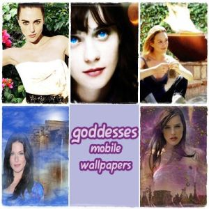 goddesses of mine