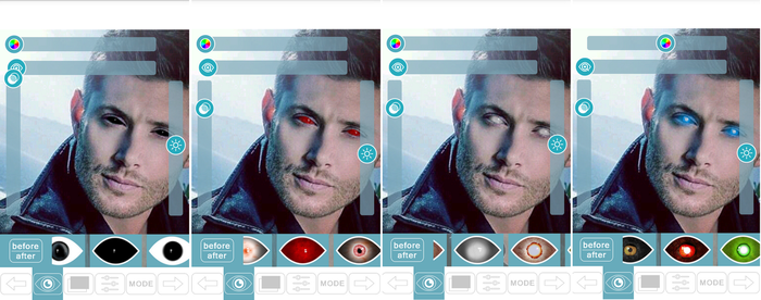 New Eyes Photoshop Hack APK by Lightningfarrondevil