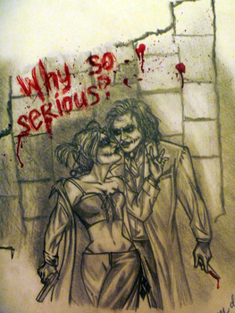 Harley and J by GoldieMilrose