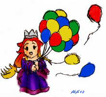 Balloons by AwesomebyAccident