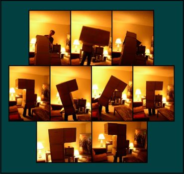 Tetris Collage 2 by warringsoul