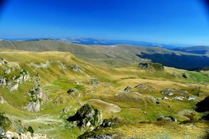 Transalpina Road1 by mariussyka