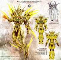 2GAU- Guyver Zoalord Archanfel by Lucithea