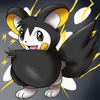 Pokeddexy Day 20 - Favorite Electric Rodent by Inika-Xeathis