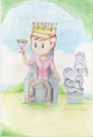 King of Cups by myintermail
