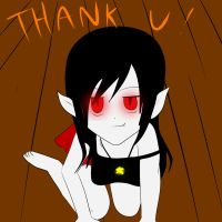 Thanks for greeting me! by Ask-VampirePrincess