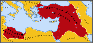 Kingdom of Turkey by IntrepidTee