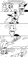 Dark And Breeze Comic 2- Flying Idiots by Pioxys