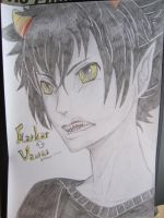 Karkat by Gartyna