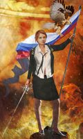 goddess Natalia Poklonskaya by warm-quest