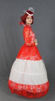 The Red Queen of Hearts 22 by MajesticStock