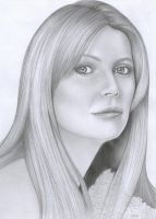 Gwyneth Paltrow (Pepper Potts) by costage