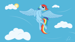Fly Dashie fly by Wreky
