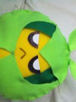 Swadloon Plushie by Pyracanthii