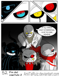 The Multiverse Rescue 52 End of Chapter 2 by AniiTaRuiz