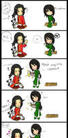 China's Social Skills by DinoTurtle