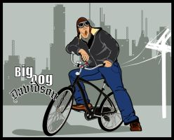 BIG DOG D GTA by BIGDOGDAVIDSON