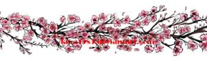 Cherry Blossom wines- tattoo commission by kika1983