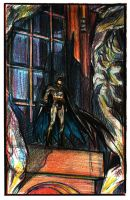 Batman by carbono14