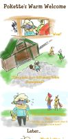 PKMN-Crossing: Pokette's Warm Welcome by Millenium-Lint