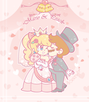 .:Will you be my player two?:. by CloTheMarioLover