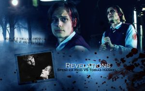 Spencer Reid VS Tobias Hankel by Anthony258