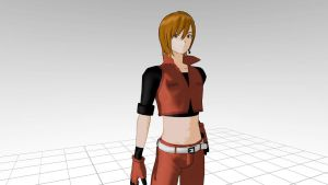 Meito MMD Model download by Reon046