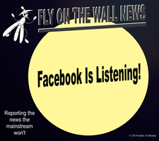 Facebook Is Listening! by IAmTheUnison