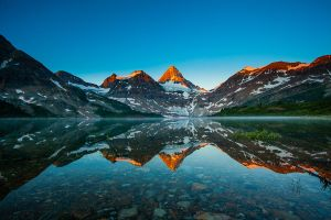 Mt Assiniboine by PuttPokE