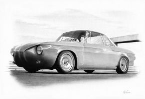 VW Type3 Ghia Razor by Boss429