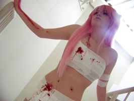 Elfen lied: Devine benevolence. by XxSumieLoveNerdsxX