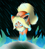 1st place prize for flareflare0n -YouTubeGategory- by FlareAKACuteFlareon