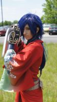 DRAMAtical Murder: Koujaku 26 by J-JoCosplay