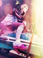 Merry Go Around V by Toeps
