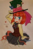 Mad hatter girl by asami-h