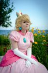 Princess Peach by ShojO-ShortY