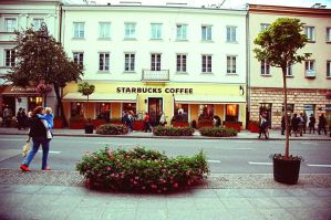 Warsaw 102 street by remigiuszScout