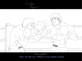 Boxing - Haku Vs Kina by Haku360