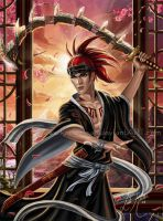 Renji - Fire Within by keelerleah