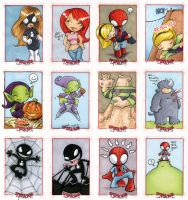 spiderman archives 1 by katiecandraw