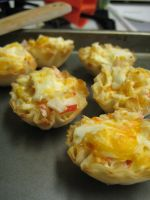 Seafood Tarts by evililchic54