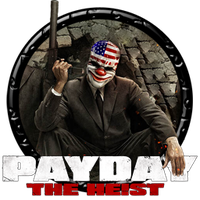 payday the heist by JJCooL87
