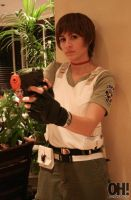 Rebecca Chambers by BrittanyRoseCosplay