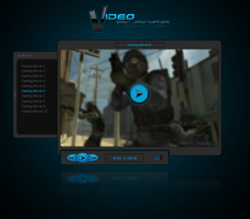 Video Player by xSc4Rx