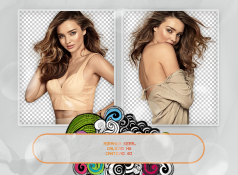 Pack png 11 // Miranda Kerr. by ExoticPngs