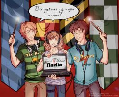 Request 5 - Special for Typical Potterhead Radio by Chidori-aka-Kate