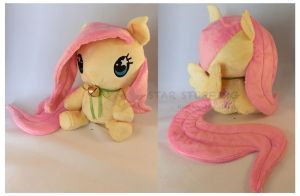 Fluttershy Floppy (05) by StarMassacre