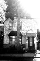 House at the End of the Street by cultureplasticart